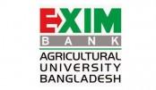 EXIM Bank Agricultural University, Bangladesh