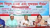 Scrap Rampal power project, focus on solar energy: Prof Emazuddin