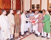 President greets Hindus on Janmashtami