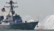Iranian vessels conduct 'high-speed intercept' of US destroyer