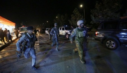 At least 1 reported dead in American University attack in Kabul