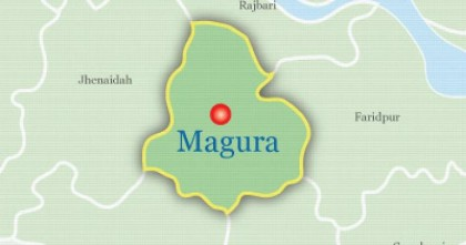 Magura road crash leaves father, daughter dead