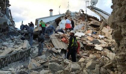 Italy earthquake death toll rises to  247 amid rescue efforts