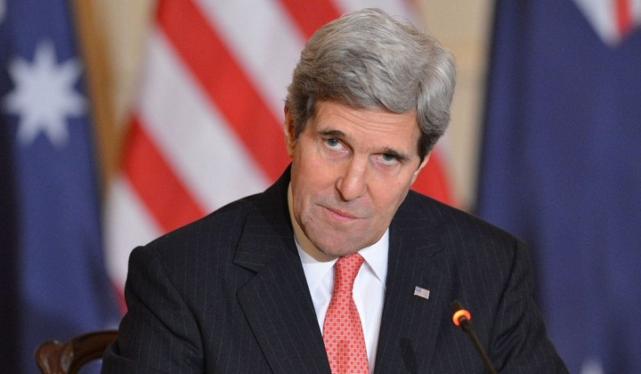 BD issue may be discussed during Kerry's India visit