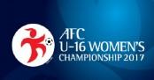 AFC U-16 Women's Championship begins Saturday