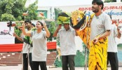 Sundarbans to be saved by Phulbari-like movement: Nat'l committee