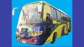New bus service hits Brahamanbaria-Kolkata route