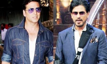 Shah Rukh, Akshay Kumar among world's 10 highest-paid actors