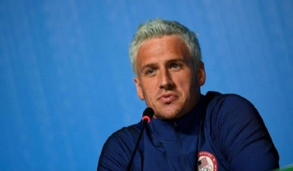 Brazil police charge Lochte over robbery claim