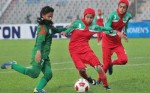 Bangladesh girls make flying start beating Iran 3-0