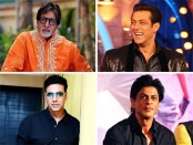 Shah Rukh Khan, Akshay Kumar among world's highest paid actors, Salman Khan and Amitabh Bachchan in Forbes' list too