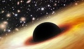 Astronomers find a 'dark' Milky Way