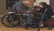 Canadian couple forced to live apart after 62 years