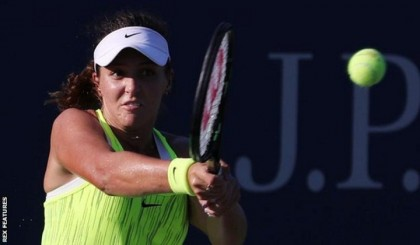 Britain's Robson qualifies for US Open