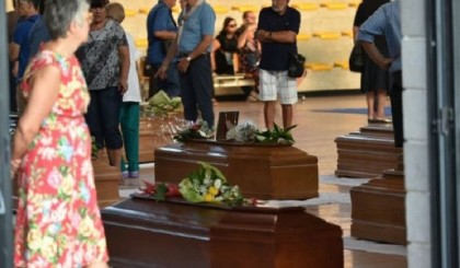 Italy earthquake: Day of national mourning for victims