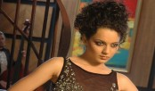 Kangana flies to US to prepare for role in 'Simran'