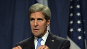 Kerry's short trip includes garment visit