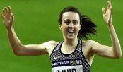 Muir breaks British 1500m record in Paris