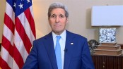 Kerry arrives Monday with packed schedule