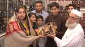 Pakistani shoemaker jailed, designed special deer-skin chappals for Shah Rukh Khan
