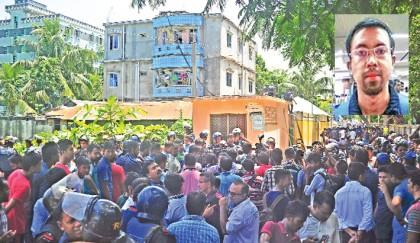 Tamim, 2 militants killed