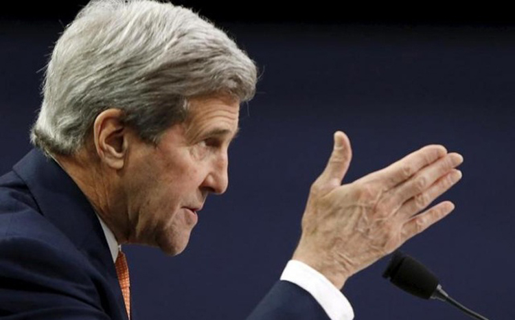 Kerry in Dhaka with packed schedule