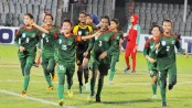 Bangladesh U-16 girls rout Singapore 5-0