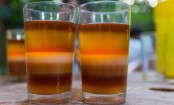 Making rainbows in a glass – seven-layer tea in Bangladesh