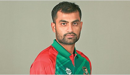 Tamim out for 3-4 weeks with fractured finger