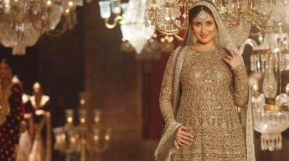 Kareena Kapoor gets emotional as she walks the ramp after announcing pregnancy