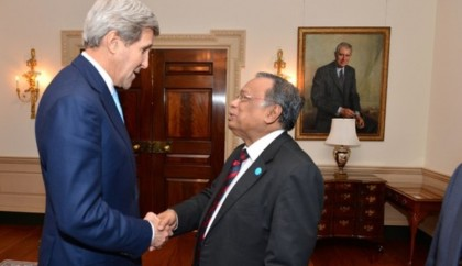 Talks with Kerry was open, fruitful: FM