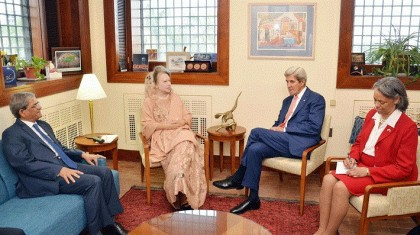 Khaleda-Kerry discussed 'election and democracy', says Fakhrul