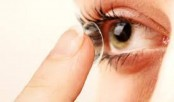 Drug-dispensing contact lens may benefit glaucoma patients