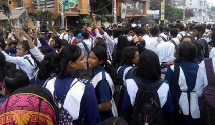 Risha murder: Demo continues for arrest of killer