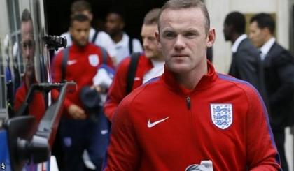 Allardyce makes Rooney England captain