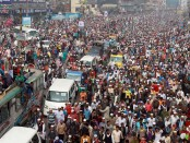A new report predicts the world's population is growing faster than we thought