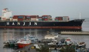 Banks end support for Korea shipping giant