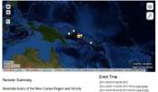 6.7-magnitude quake jolts Papua New Guinea