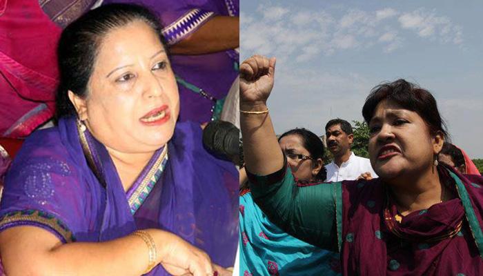 Papiya, Shirin resign BNP executive committee