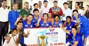 DRU Football: Bangla Vision emerges champion beating Daily Star 3-2 in tie breaker