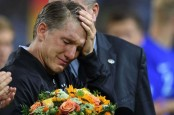 Emotional Bastian Schweinsteiger bids goodbye to illustrious Germany career