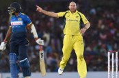 John Hastings helps Australia clinch ODI aeries vs Sri Lanka