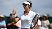 US Open 2016: Sania Mirza notches up win in women's doubles