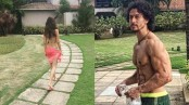 Did Tiger Shroff, girlfriend Disha Patani holiday together?