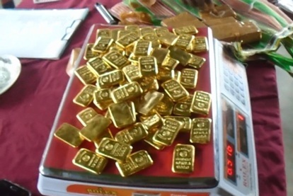 Man held with 16 kg gold in Satkhira