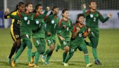 Bangladesh U-16 girls face strong Chinese Taipei Saturday