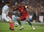Nani double gives Portugal 2-0 win vs Gibraltar in friendly