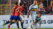 David Silva brace for Spain sinks Belgium in friendly