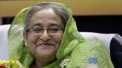 PM greets Bangladesh team for qualifying in AFC U-16 women championship