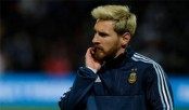 Messi out of Venezuela WC qualifier